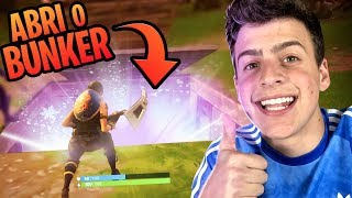 WE OPENED THE SECRET BUNKER OF THE FORTNITE: BATTLE ROYALE!!!! ‹ JonPlays ›