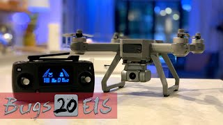 BUGS 20 EIS - Low Cost Camera Drone But How Does It Perform?