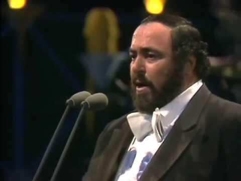 Luciano Pavarotti: 'Torna A Surriento'
