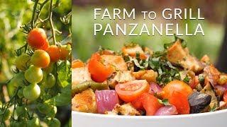 Farm To Grill Panzanella Salad Recipe | Weber Summit Charcoal Grill | BBQGuys.com