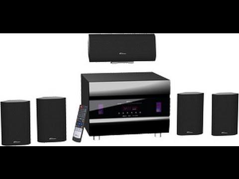 Paramax P-510 Surround Sound Receiver Review