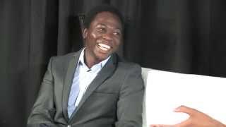 Mkhululi Bhebhe of Joyous Celebration LIVE on the Vickie Storm Show
