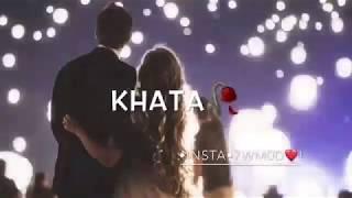 Har Khata Ki Hoti Hai Koi Na Koi Saza. Ghum Likhe Ho Kismat Me To Ban Hi Jati Hai Wajah..|| Status
