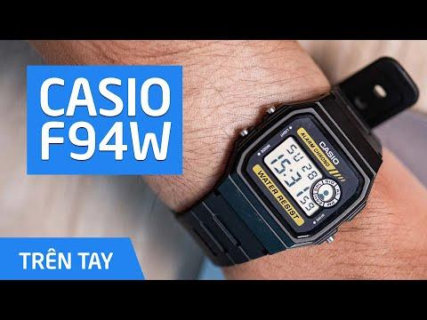 Trên Tay Casio F94W: Cả Một Trời Nhớ Thương!