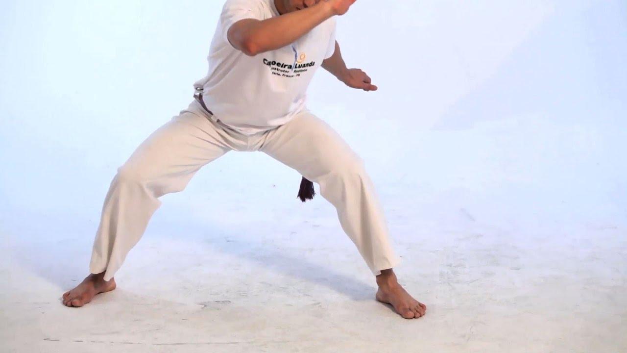 25c143bba1c How to Do the Ginga | Capoeira - YouTube