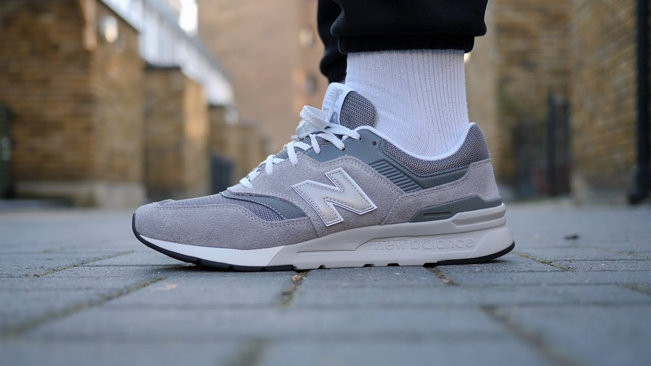 9b0f36e78547 Amazing! New Balance 997H Review & On Feet (Grey) - YouTube