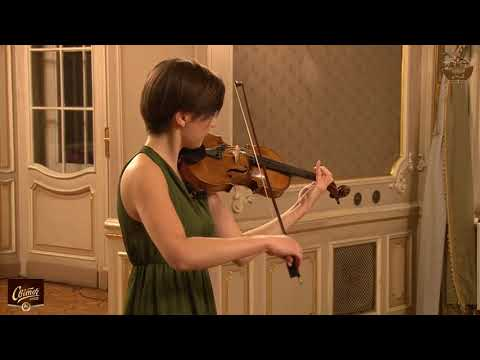 Tami Emilia Pohjola | 1-Тур | 19.10.2019 | ІII OLEH KRYSA 3rd International Violin Competition""
