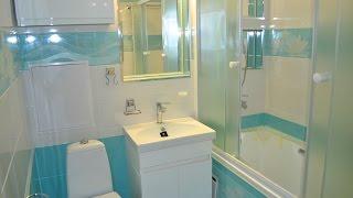 Ванная комната своими руками.
