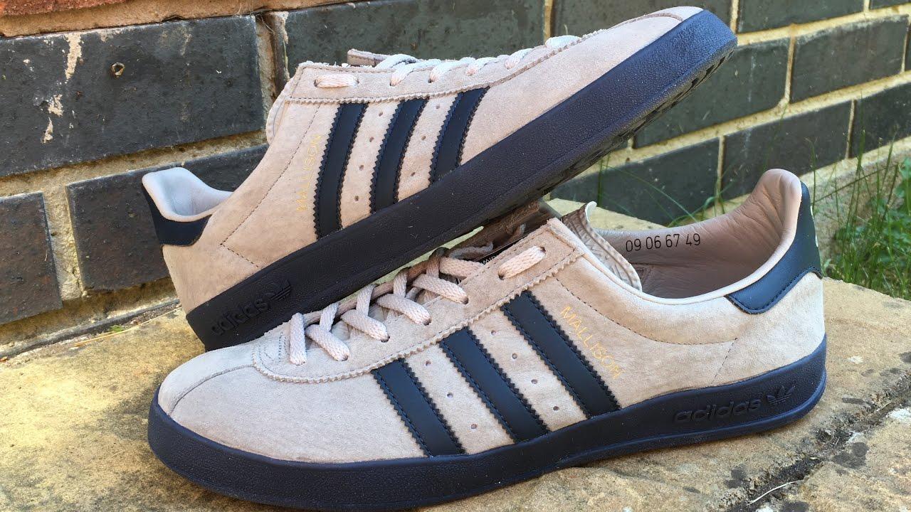 Adidas Mallison SPZL (unboxing \u0026 on