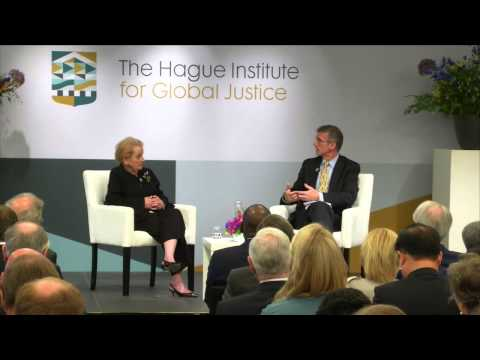 Madeleine K. Albright Global Justice Lecture