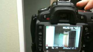 D90 record(quick demo of how to record video on the D90., 2010-01-13T21:20:52.000Z)