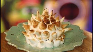 Рецепт недели: десерт Аляска