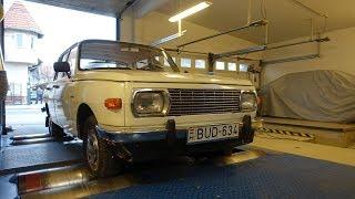 Totalcar Erőmérő: Wartburg 353W