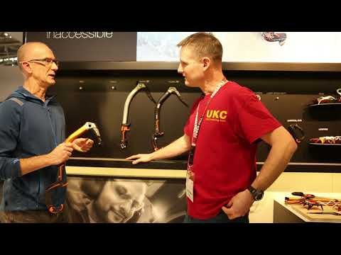 ISPO 2018 - Petzl - Quark, Nomic and Ergonomic