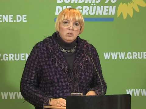 Claudia Roth zur