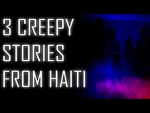 3 Creepy Stories from Haiti | Voodoo and Vampires