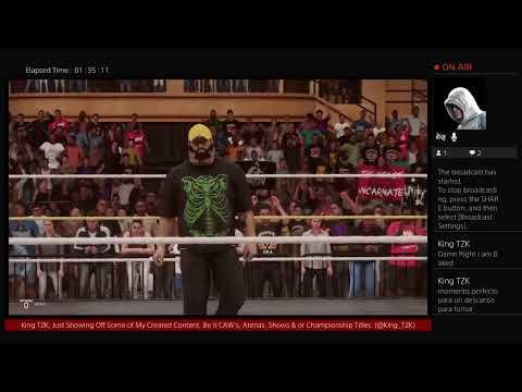 Download DAMNATION [Episode - 8] CWP • Classic Wrestling Promotion