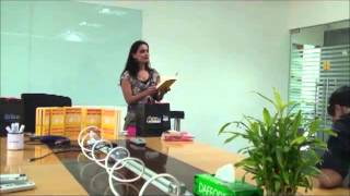 Arranged Love - Excerpt Reading By Parul A. Mittal At Ibibo.com Book Read
