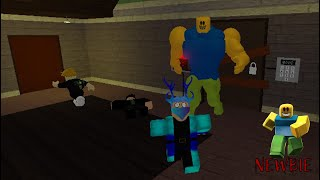 Download lagu I Became A Monster NOOB In Roblox NEWBIE (Piggy Inspired Game)