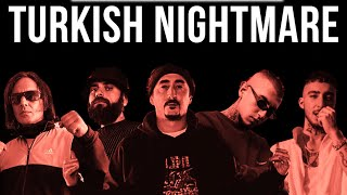 Eko Fresh X Killa Hakan X Uzi X Motive X Hayki - Turkish Nightmare (prod. Umut Timur)