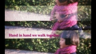 2012, In Tokyo, Hand In Hand We Walk Together ( shot on Lomokino )