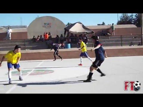 FT United VS Urban Soccer - Torneo Estatal Futsal Promocional  2016 - FT
