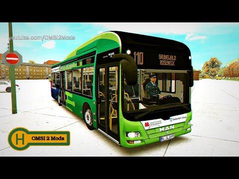 OMSI 2 – Neoman Overhaul (Bus Pack Updatable modifications)  