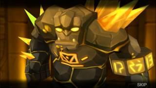 summoners war childish challenge no heal no friend giants b8 auto mode