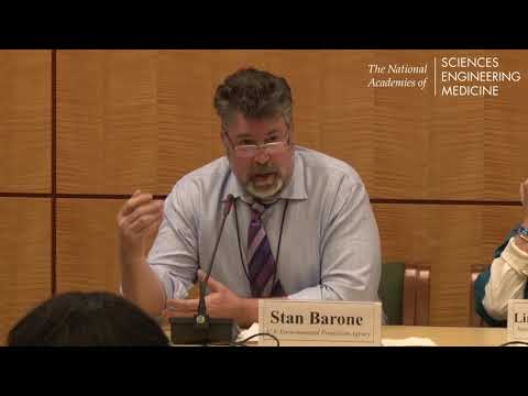 Panel Discussion—Perspectives on Use of Genome Editing Research for Environmental Health Decisions