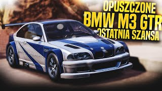 OSTATNIA SZANSA NA BMW M3 GT-R z Most Wanted - NFS: Payback