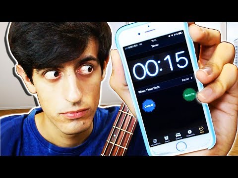 Making a Song in 15 SECONDS