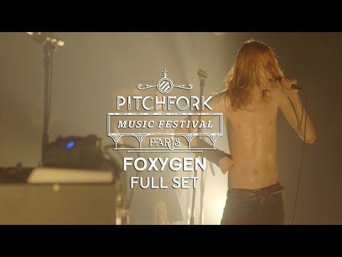 Foxygen Full Set - Pitchfork Music Festival Paris