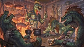 What They Don't Tell You About Lizardfolk - D&D