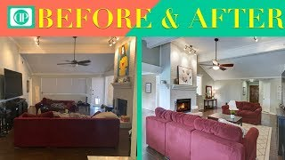 How To Stage A Living Room For Sale. Diy Staging Your Home To Sell.