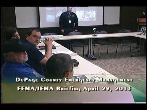 DuPage OHSEM Briefing