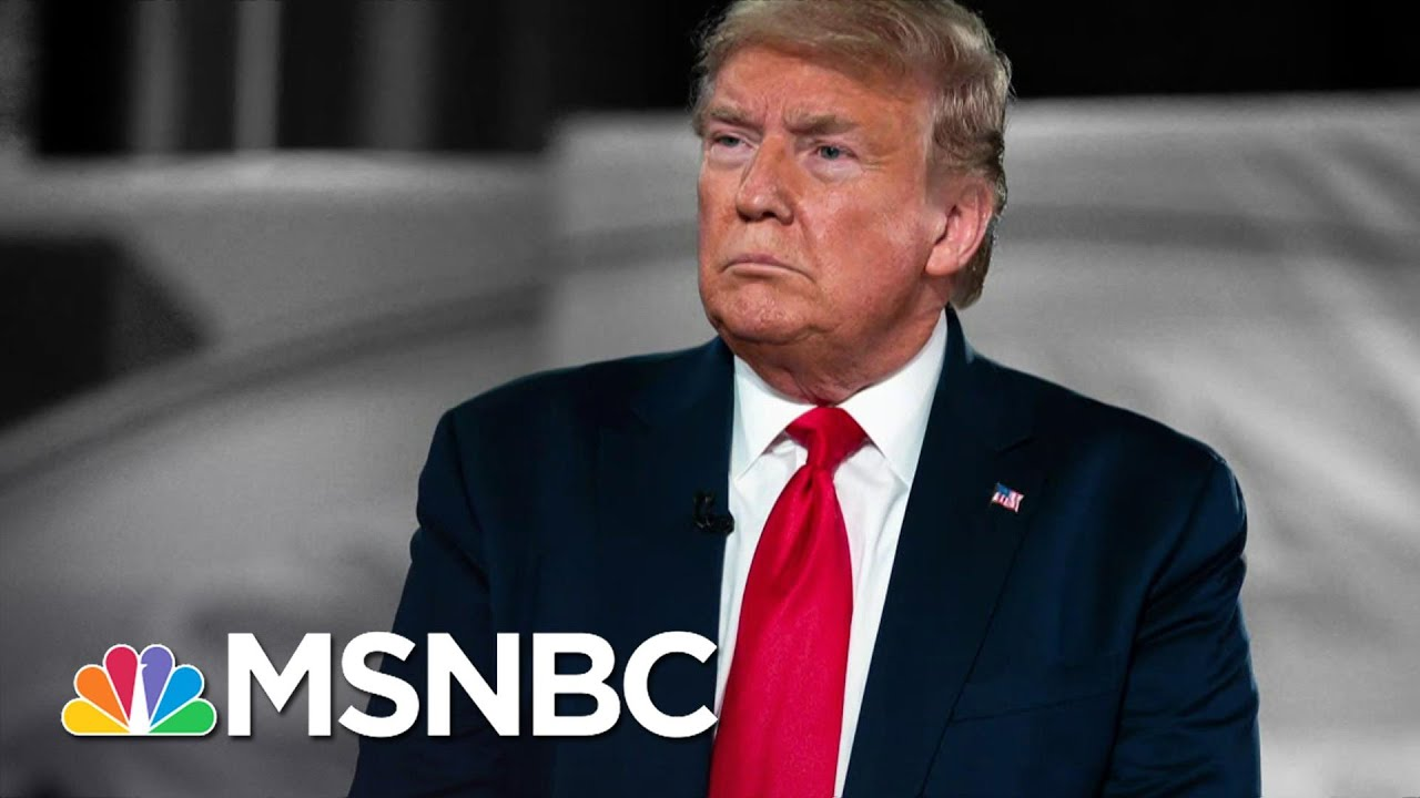 Trump Is Not Telling The Truth About The Coronavirus | The 11th Hour | MSNBC