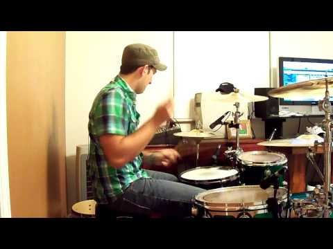Justin Bieber - Never Say Never - drum cover - Kaleb