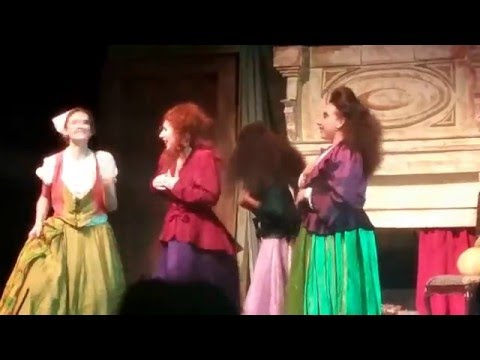 Brandeis High School musical