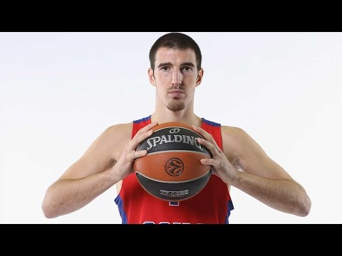 Focus on Nando De Colo, CSKA Moscow