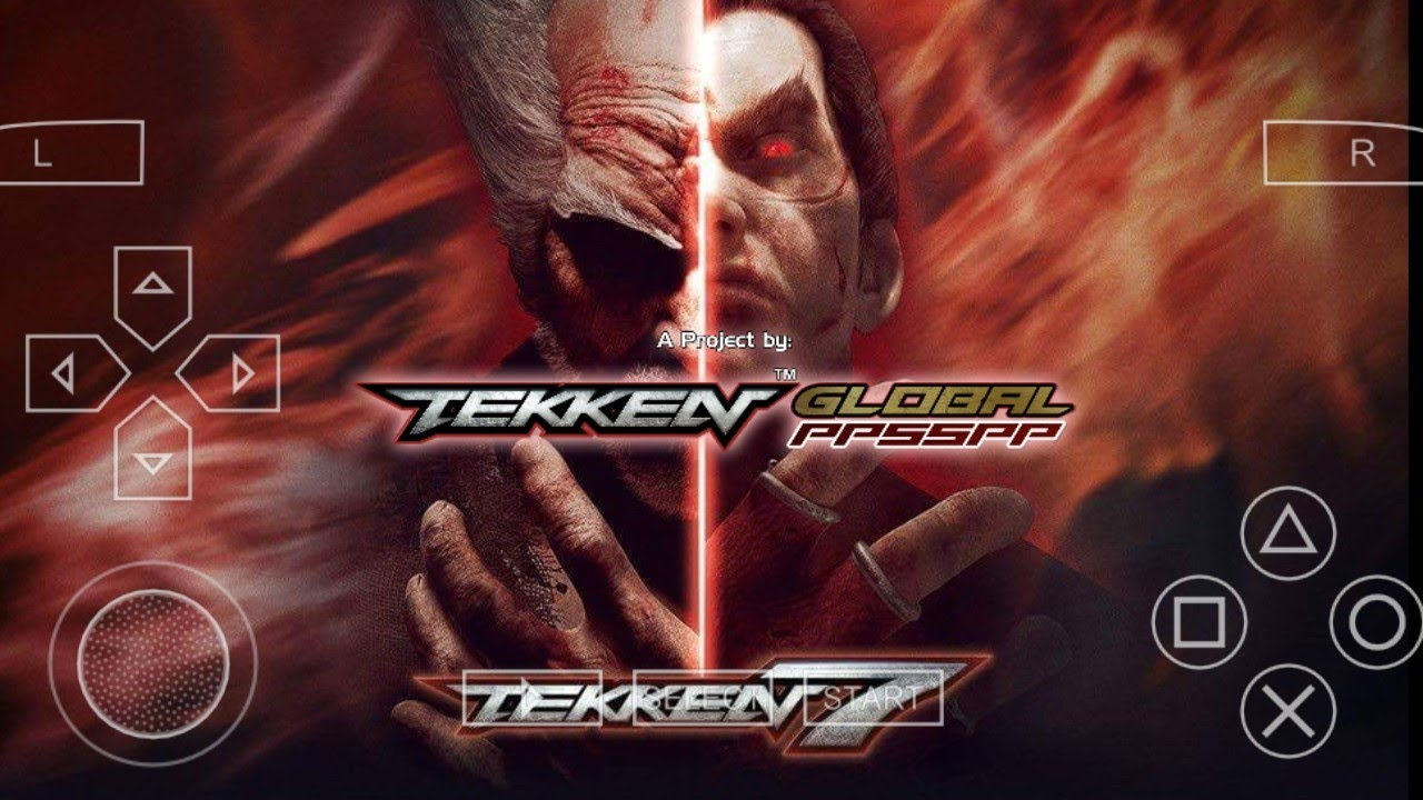 How to downlod Tekken 7 global ppsspp prime for android