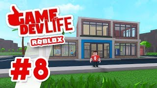 Game Dev Life #8 - LIVESTREAM (Roblox Game Dev Life)