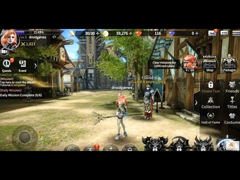 Top 10 OPEN World MMORPG Games Android 2017 HD ''link In Description''