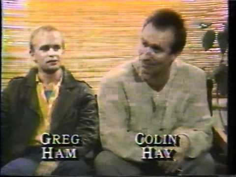 Men at Work on Entertainment Tonight - 6/15/85
