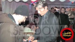 MADS MIKKELSEN the Silent Warrior in Cannes 2010
