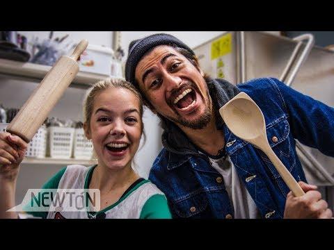 Vi baker pepperkaker med EN KILO pepper!