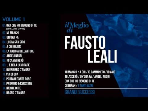 Fausto Leali - Il meglio di Fausto Leali Vol.1 (i grandi classici della musica Italiana)