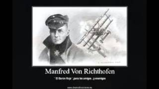 Manfred von Richthofen el, Barón Rojo