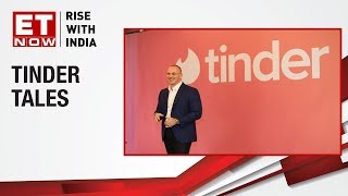 Tinder CEO Elie Seidman on future of online dating | ET Now Exclusive