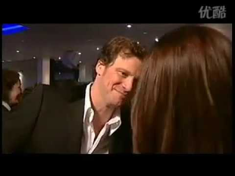 Bridget Jones's Diary/Colin Firth on Being a Heartthrob/Red Carpet Interview