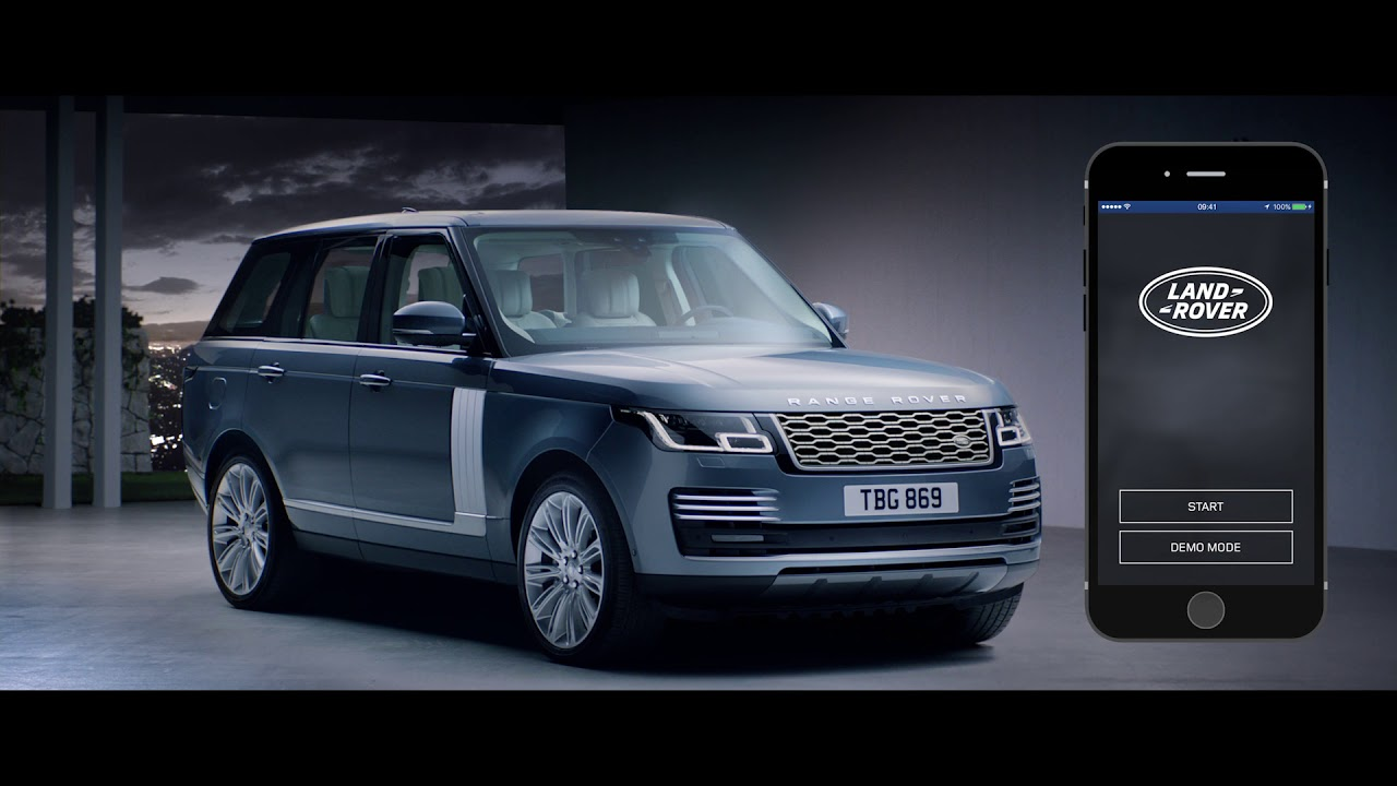 2018 Range Rover Technology Infotainment Land Rover Usa Youtube